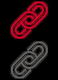 icône chaînes