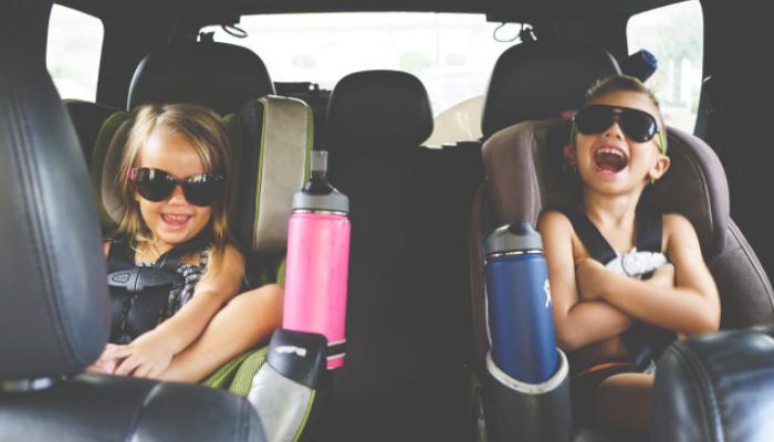 Enfants en voiture : de 1 an et demi à 3 ans